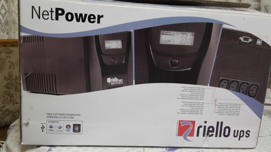 UPS Riello Net Power NPW1000