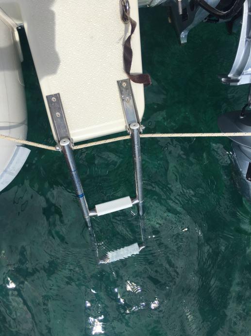 Ljestve za čamac