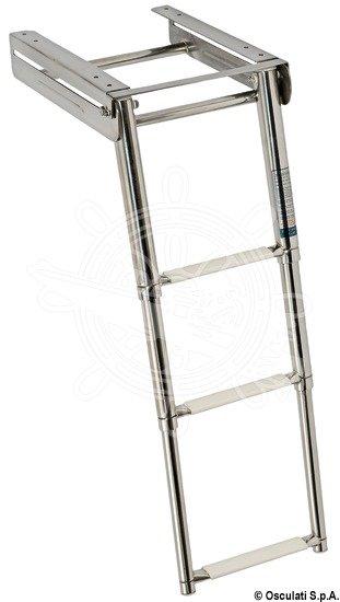 Telepskopske stepenice za platformu na potpuno uvlačenje, 3pr - Pixma