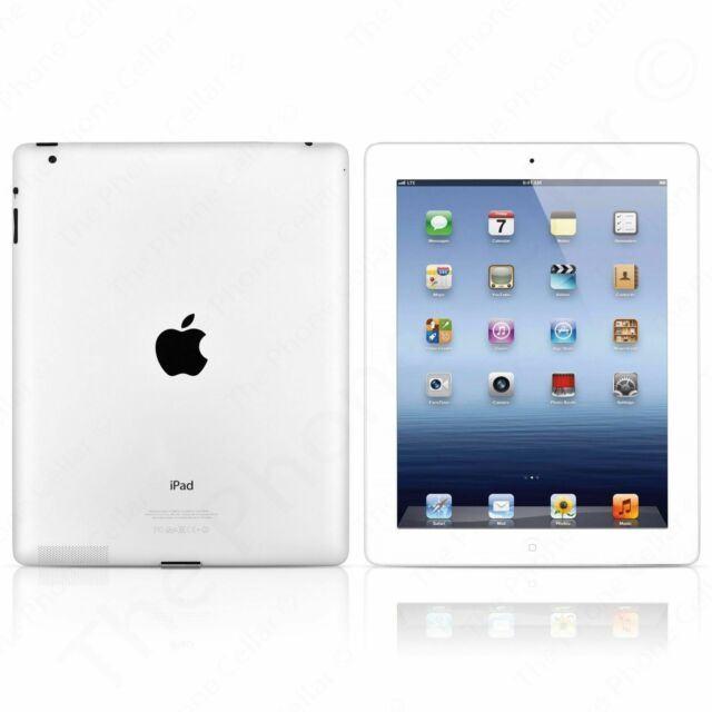 APPLE iPad 3rd Gen Wi-Fi White 64GB ✔ Trgovina ✔-Rabljeno s jamstvom ✔