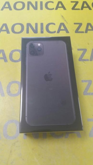 IPHONE 11 PRO MAX 256GB NOVO