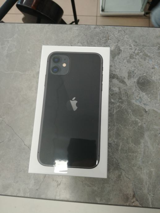 IPHONE 11 64GB NOVO