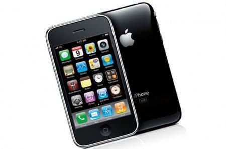 Apple iPhone 3GS 32GB, black