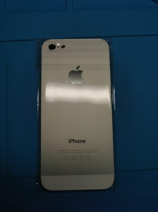 iPhone 5 Kućište Silver