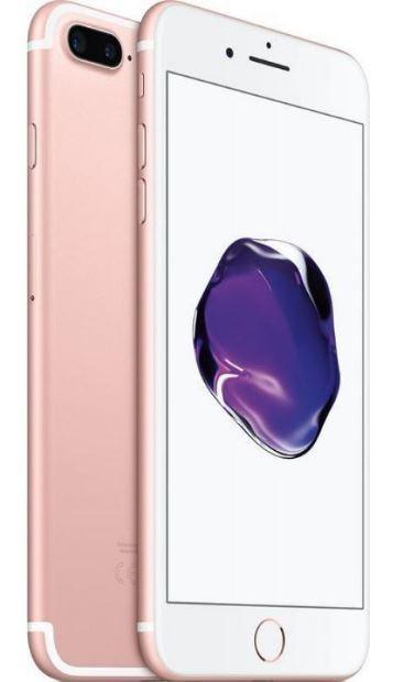 APPLE IPHONE 7 PLUS 128GB ROZI - NOVO / IZDAVANJE R1