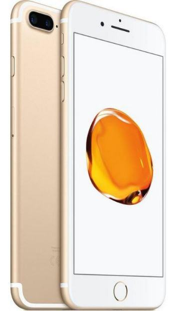 APPLE IPHONE 7 PLUS 128GB ZLATNI - NOVO / IZDAVANJE R1