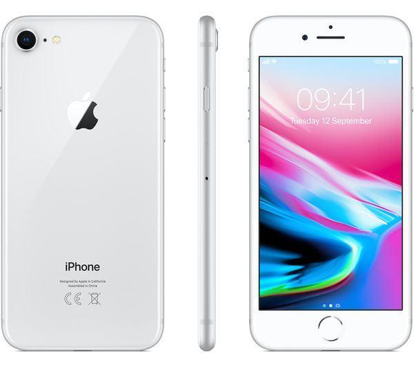 IPHONE 8 Srebrni / Zlatni  64GB NOVO u VAKUMU,Hr.GARANCIJA,SVE MREŽE