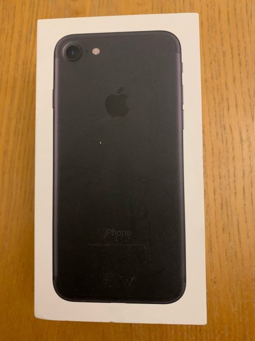 Iphone 7 crni