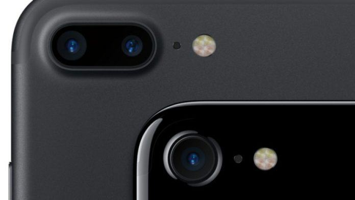 Apple iPhone 8/8+ Staklo Kamere