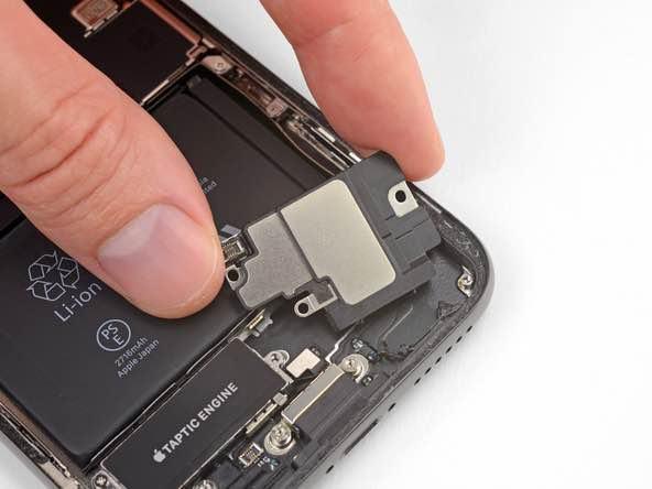Iphone x zvucnik