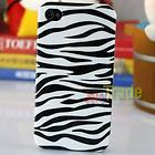ZEBRA hard case za iPhone 4,4S- AKCIJA