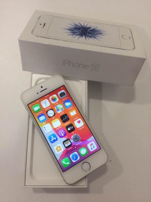 iPhone SE bijeli Sve Mreze Ko novi Dostava