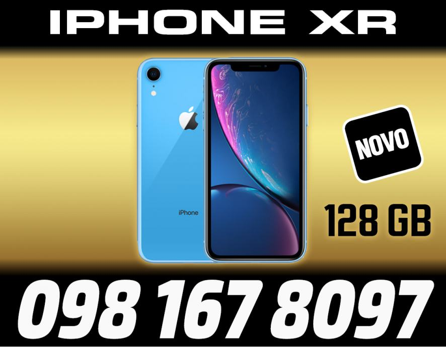 IPHONE XR 256GB BLUE,NEKORISTENO,TRGOVINA,DOSTAVA ZG,R1,HP EXPRES HR