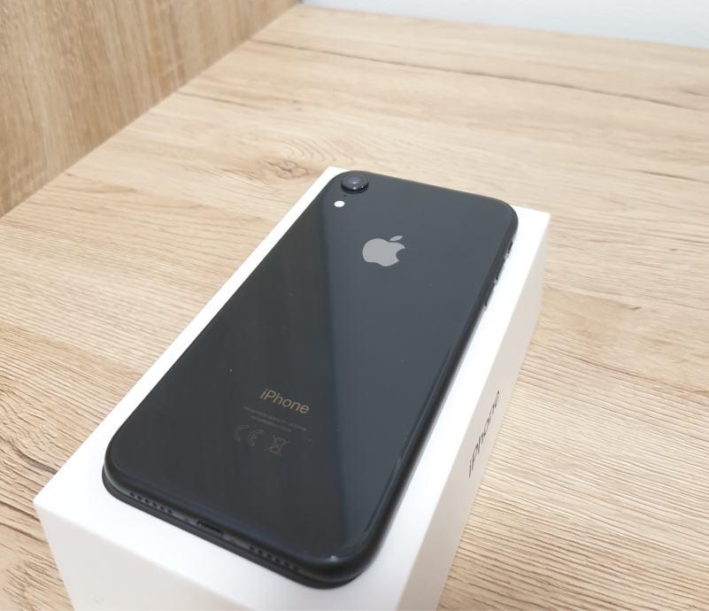 **iPhone XR 64GB, NOVO**