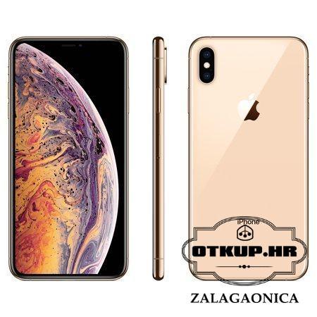 IPHONE XS MAX 64GB GOLD, NOVO, R1, RATE, POVOLJNO !!