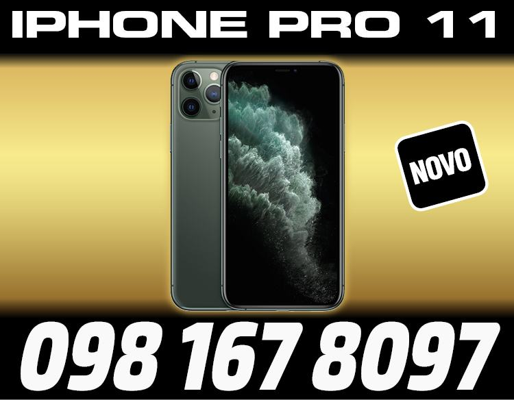 IPHONE 11 PRO 64GB MID.GREEN,NEKORISTEN,TRGOVINA,DOSTAVA ZG,R1