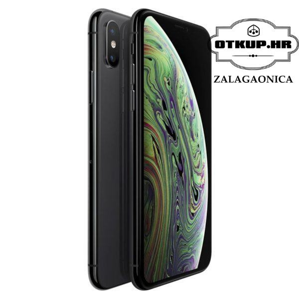 IPHONE XS 256GB, SPACE GRAY -NOVO- / R1, RATE