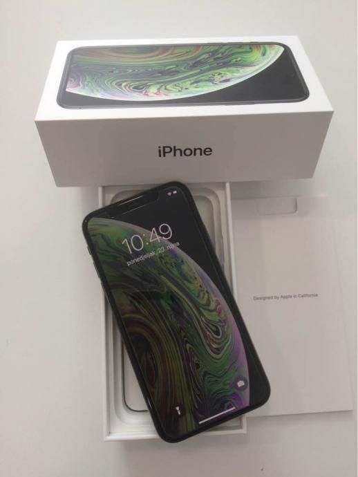 iPhone XS Space Gray 256GB Garancija Ko Novi Sve Mreze Dostava