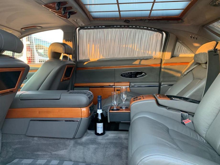 Najam Exluzivnih vozila Maybach-V klasa -S klasa -E klasa -C klasa