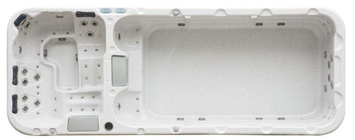 Swimspa model Aquatic 3 (bazen + spa)