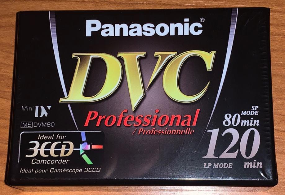 Mini DV HD video kasete PANASONIC