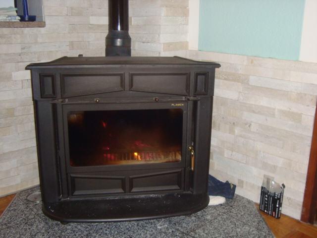 kamin plamen glas franklin. Black Bedroom Furniture Sets. Home Design Ideas