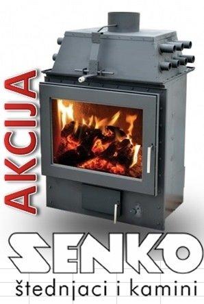 SENKO kamin 25 kW za centralno grijanje - akcija, sniženo %