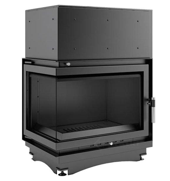 Zuzia 15 kW-PW/BL/15/BS/W kamin za centralno grijanje