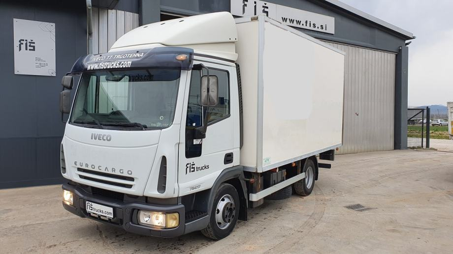 IVECO EUROCARGO ML75E17 4X2 - THERMOKING, 2006 god.