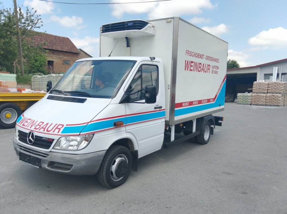 Mercedes Sprinter 413 Cdi Hladnjača, 2006 god.