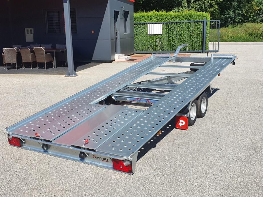PONGRATZ L-AT 470 T-K (470x202 cm) 2600 kg, 2020 god.