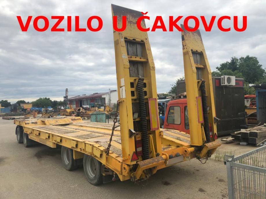 Prikolica (labudica) Schwarzmuller TU 40/100 - VOZILO u ČAKOVCU!!!, 2008 god.