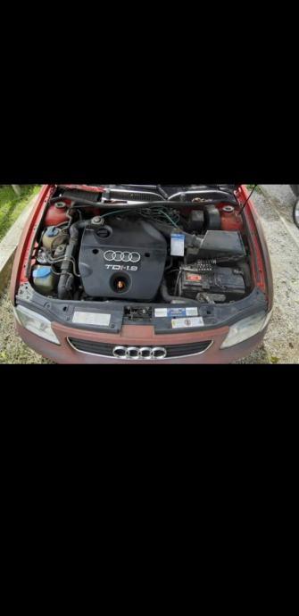 Audi a3 1,9 TDI u dijelovima
