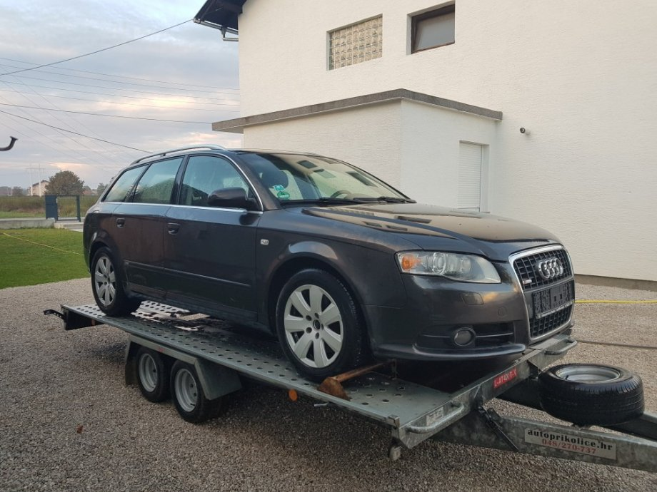 Audi A4 1,9 TDI DIJELOVI