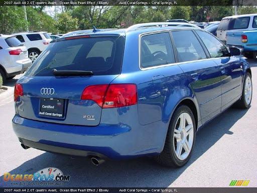 Audi A4 Allroad 3.0 TDI V6 - DIJELOVI (2004-2009)