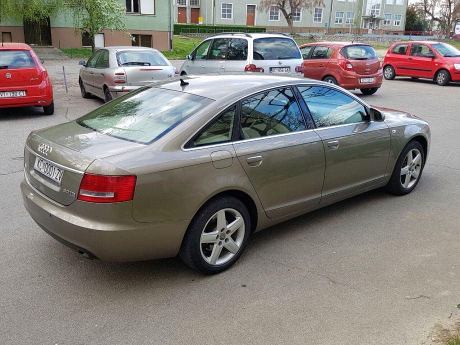 Audi A6 3,0 TDI 4F 2006. godina, 2006 god.