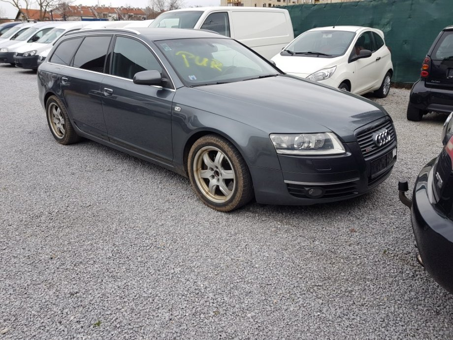 Audi A6 3,0 TDI DIJELOVI