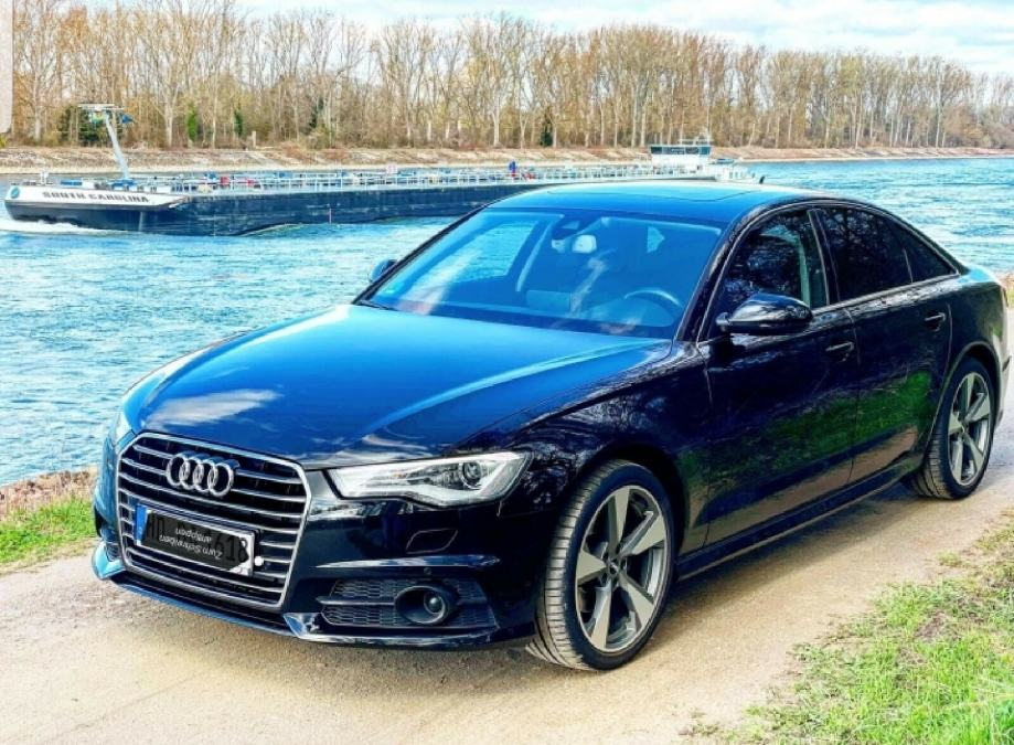 Audi A6 4G 3,0 TDI