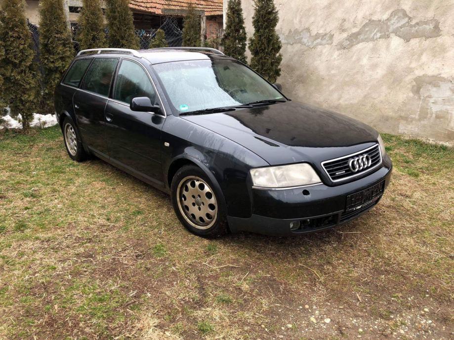 Audi A6 Avant 2,5 V6 TDi