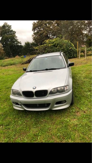 BMW serija 3 Touring 320d