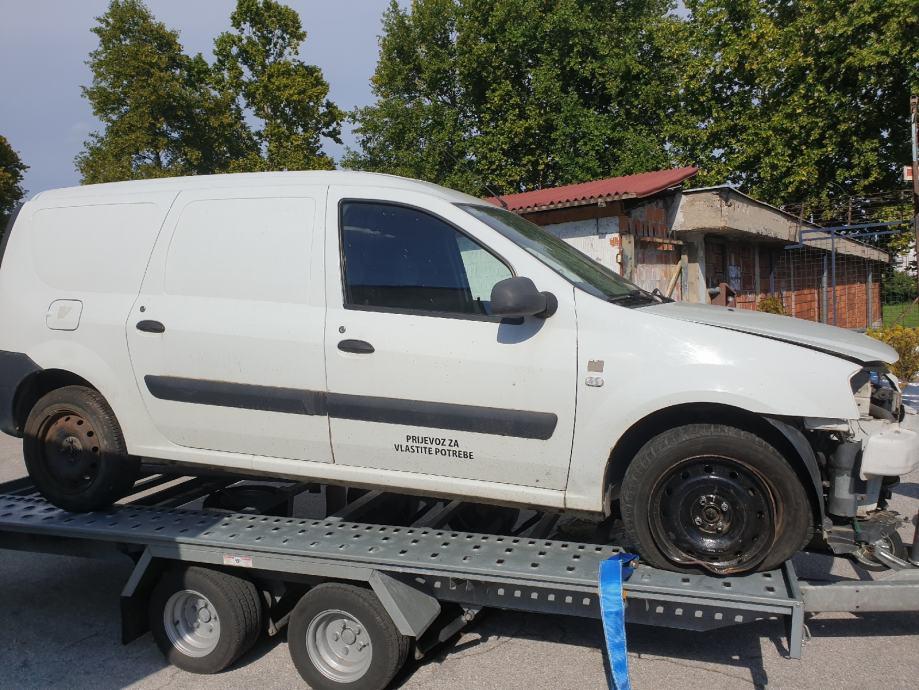Dacia Logan 1,5 dCi 50 KW ----dijelovi----