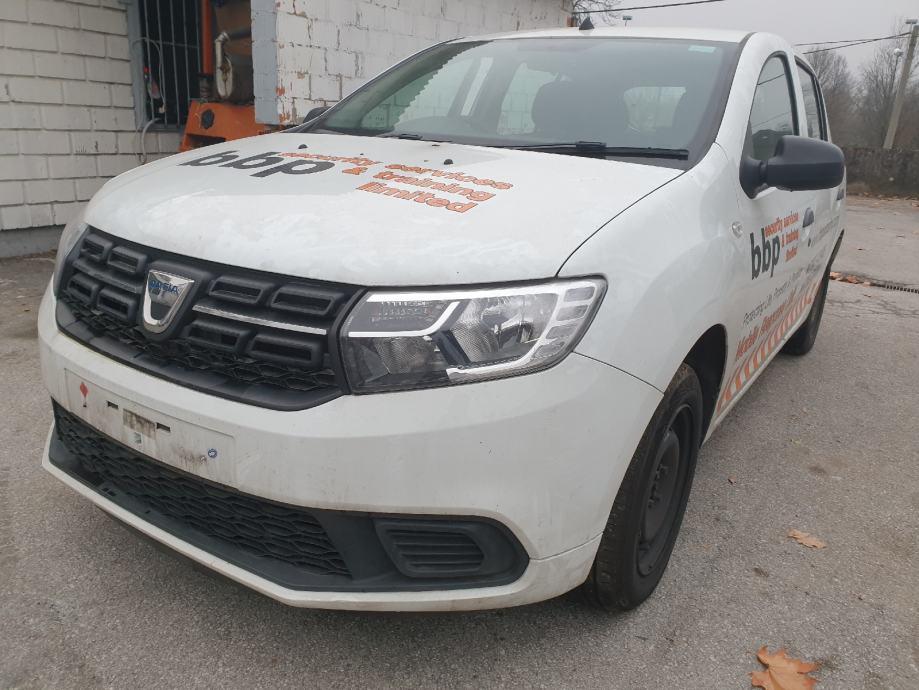 Dacia Sandero 1.0 SCe 75KS 2019.g. -------dijelovi--------------------