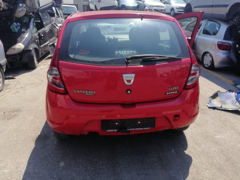 Dacia Sandero 1,4 dijelovi