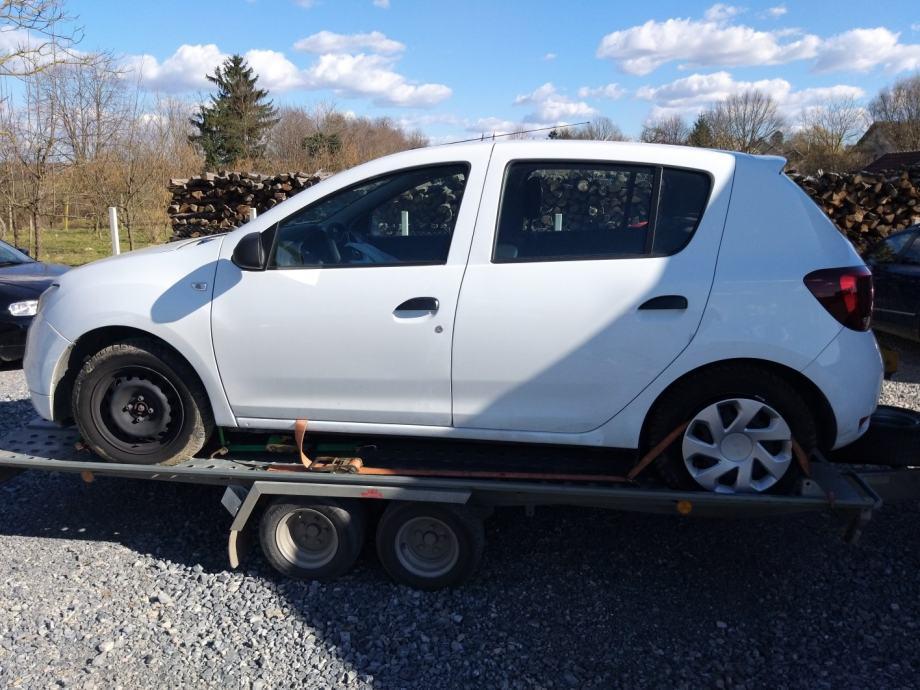 Dacia Sandero 1,5 dCi