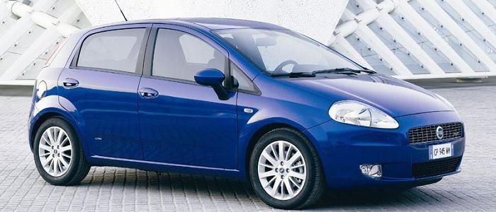 Fiat Grande Punto 1,3 Multijet 16V