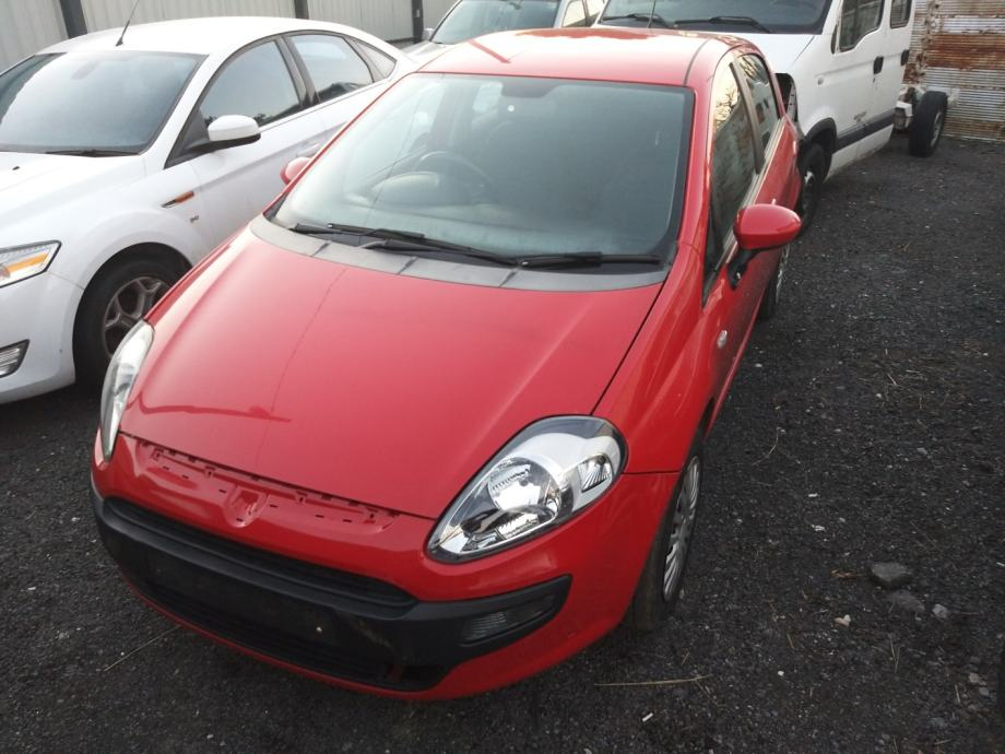Fiat Grande Punto 1,4
