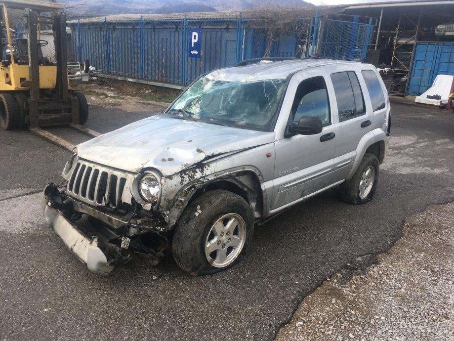 Jeep Cherokee 2,5 CRD DIJELOVI