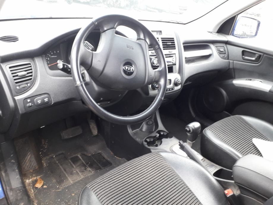 Kia Sportage 2,0 CRDi EX Prestige/2262/Aut