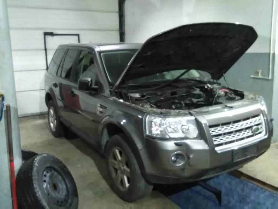 Land Rover Freelander 2,2 TD4