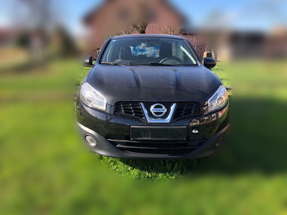 Nissan Qashqai 1,6 16V ISKLJUČIVO ZA DIJELOVE